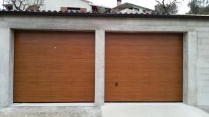 Puerta garaje LPU40